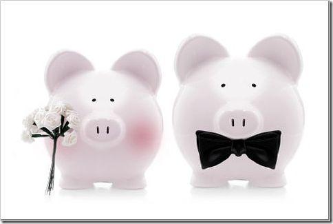 Ahorro en boda