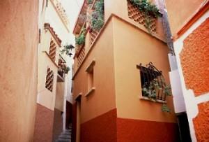 Callejon del Beso en Guanajuato